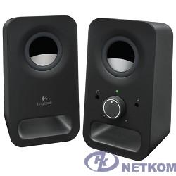 Logitech Z-150, Black 980-000814 {Колонки 2.0}