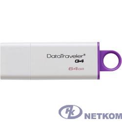 Kingston USB Drive 64Gb DTIG4/64GB {USB3.0}