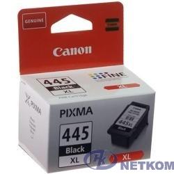Canon PG-445XL 8282B001 Картридж для MG2540, Чёрный, 400 стр.