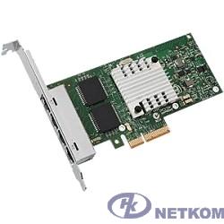 INTEL I350-T4 (OEM) Сетевая карта (PCI Express, 4-Ports, 10/100/1000Base-T, 1000Mbps, Gigabit Ethernet) (914243/914223)