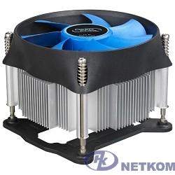 Cooler Deepcool THETA 31 PWM {Soc-1150/1155/1156, 4pin, 18-33dB, Al+Cu, 95W, 450g, screw}