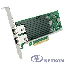 INTEL X540T2 Сетевая карта Intel Ethernet Converged Network Adapter X540-T2 retail unit OEM (914248) (ACD-X540-2X10G-RJ45) (842419)
