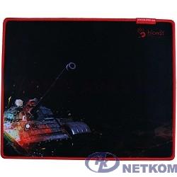 Коврик для игровой мыши A4Tech Bloody B-070 размер 430 x 350 мм черный/рисунок [762311]
