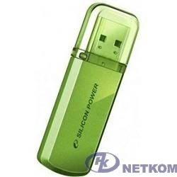 Silicon Power USB Drive 32Gb Helios 101 SP032GBUF2101V1N {USB2.0, Green}
