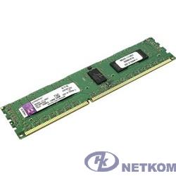 Kingston DDR3 DIMM 4GB KVR16E11S8/4 PC3-12800, 1600MHz, ECC, CL11, SRx8, w/TS