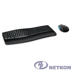 Microsoft Клавиатура + мышь Wireless Microsoft Sculpt Comfort Desktop Multimedia Ergo ( L3V-00017) RTL