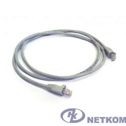 Hyperline PC-LPM-UTP-RJ45-RJ45-C6-2M-LSZH-GY Патч-корд UTP, Cat.6, LSZH, 2 м, серый