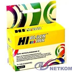 Hi-Black C9364HE Картридж для HP DJ 5943/6943/D4163, №129, BK