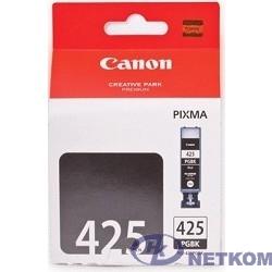 Canon PGI-425Bk PGBK 4532B007  TwinPack Картридж для Pixma IP4840/MG5140/MG5240/MG6140/MG8140, Черный, 2х344 стр.