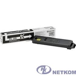 Kyocera-Mita TK-895K Картридж, Black {FS-C8020MFP/C8025MFP/C8525MFP, Black,  (12 000стр.)}