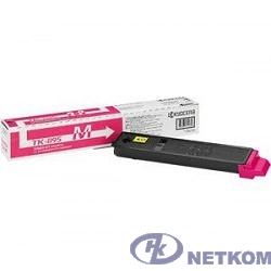 Kyocera-Mita TK-895M Картридж, Magenta {FS-C8020MFP/C8025MFP/C8525MFP, Magenta,  (6 000стр.)}