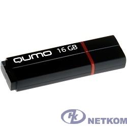USB 3.0 QUMO 16GB Speedster [QM16GUD3-SP-black]