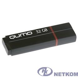 USB 3.0 QUMO 32GB Speedster [QM32GUD3-SP-black]