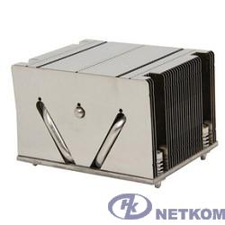 Supermicro SNK-P0048PS 2U (2011 Narrow, радиатор без вентилятора, Cu+Al+ тепловые трубки)