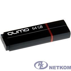 USB 3.0 QUMO 64GB Speedster [QM64GUD3-SP-black]