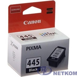 Canon PG-445 8283B001 Картридж для MG2540, Чёрный, 180 стр.