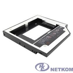 Espada SS12 Аксессуары HDD,  Переходник dvd slim 12.7 mm to hdd (msata to sata)
