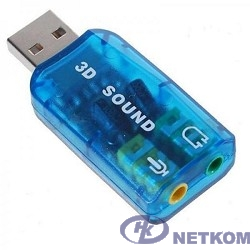 C-media ASIA USB 6C V Звуковая карта USB TRUA3D (C-Media CM108/ASIA USB 6C V) 2.0 channel out 44-48KHz (5.1 virtual channel) RTL