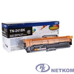 Brother TN-241BK Картридж ,Black MFC- 9330CDW/HL-3140CW/HL/3170CDW/DCP-9020CDW, Black, (2500стр)(TN241BK)