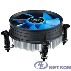 Cooler Deepcool THETA 9 PWM {Soc-1150/1155/1156, 4pin, 18-45dB, Al, 95W, 269g,  low-profile}