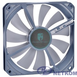 Case fan Deepcool GS 120 RTL {120x120x20, 4pin, 18-32dB, 100g, antivibration low-noise}