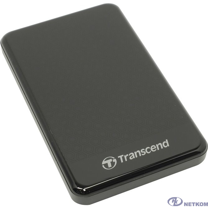 "Transcend Portable HDD 2Tb StoreJet TS2TSJ25A3K {USB 3.0, 2.5"", black}"