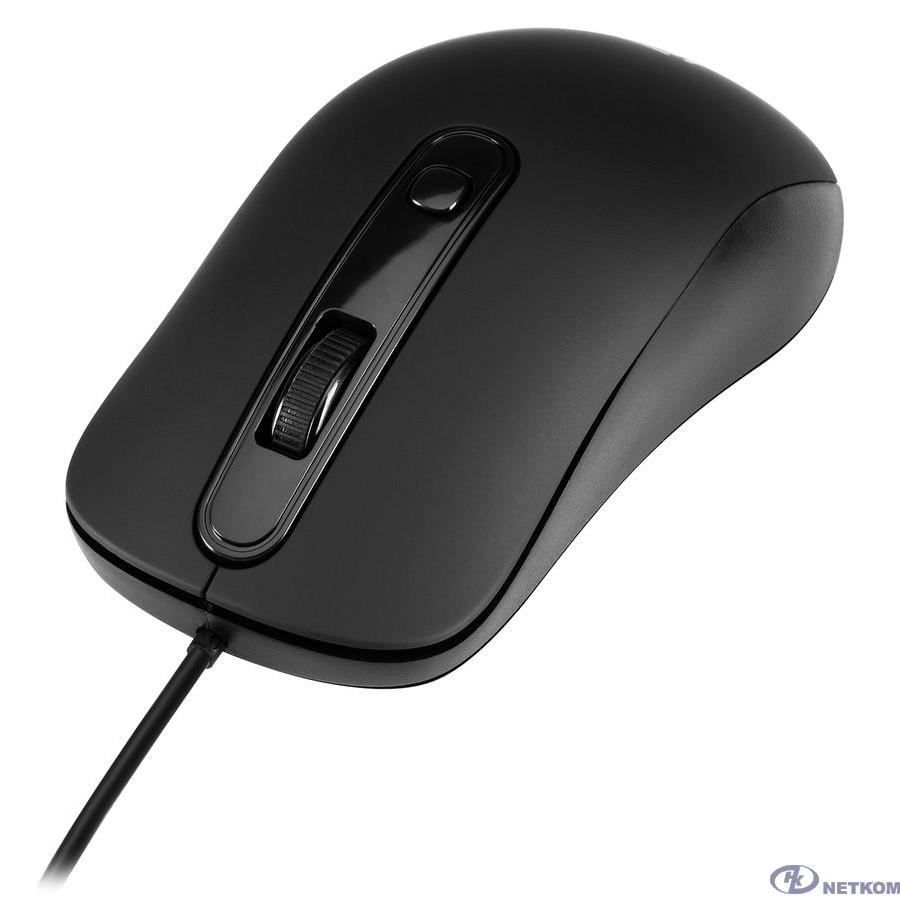 Oklick 155M black (1000/1600dpi) USB [868548]
