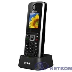 """YEALINK W52H DECT Беспроводной телефон (трубка), HD звук, до 5 аккаунтов, цветной LCD-дисплей 1.8"""", поддержка PoE"""