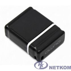 USB 2.0 QUMO 64GB NANO [QM64GUD-NANO-B] Black