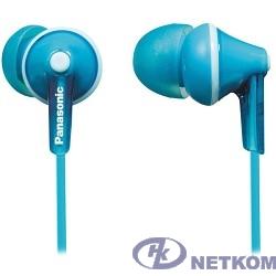 Panasonic RP-HJE125E-Z Наушники Panasonic/ внутриканальные 10-24000Гц 1.1м 3.5мм 97дБ голубые