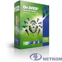 ПО DR.Web Security Space 3 ПК/1 год (BHW-B-12M-3-A3/AHW-B-12M-3-A2) [351297]