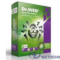 ПО DR.Web Security Space 1 ПК/1 год (BHW-B-12M-1-A3) [351280]
