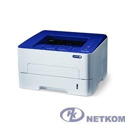 Xerox Phaser 3052NI (3052V_NI) {A4, Laser, 26 ppm, max 30K стр/мес., 256 Mb, PCL 5e/6, PS3, USB, Eth}