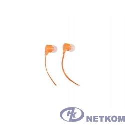 Perfeo наушники внутриканальные BASE оранжевые PF-BAS-ORG/PF-STN-ORG