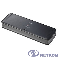 Canon P-215II [9705B003] {цветной, А4, 600 x 600, дуплекс, 10/15 стр/мин, 20/30 изобр./мин, USB 3.0}