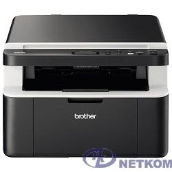 Brother DCP-1612W МФУ, A4, 32Мб, 20стр/мин, GDI, WiFi, USB, лоток 150л, старт.картридж 1000стр (DCP1612WR1)