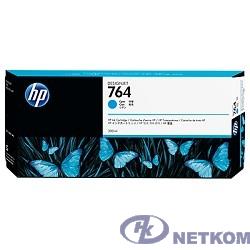 HP C1Q13A Картридж №764 голубой {HP Designjet T3500}