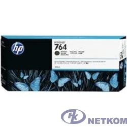 HP C1Q16A Картридж №764 черный матовый {Designjet T3500 (300мл)}