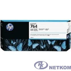 HP C1Q17A Картридж №764 фото черный {HP Designjet T3500 (300мл)}