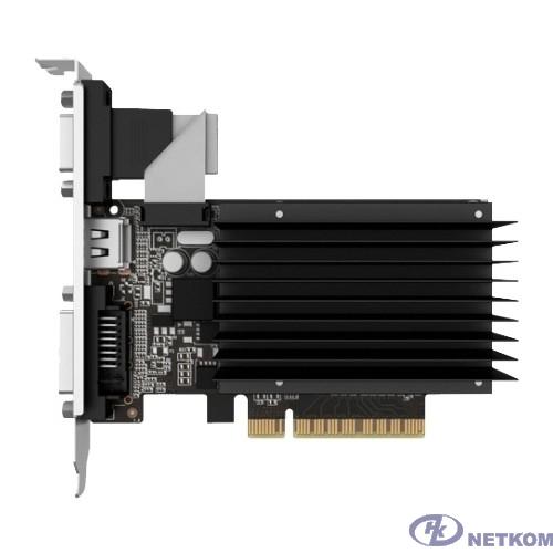 PALIT GeForce GT730 2Gb 64bit sDDR3  [NEAT7300HD46-2080H] RTL