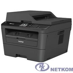 Brother MFC-L2720DWR  МФУ, A4, 64Мб, 30стр/мин, факс, дуплекс, ADF35, LAN, WiFi, USB, приложения, старт.картридж 1200стр (MFCL2720DWR1)