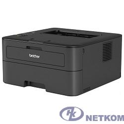 Brother HL-L2340DWR Принтер, A4, 32Мб, 26стр/мин, GDI, дуплекс, WiFi, USB, старт.картридж 700стр (HLL2340DWR1)