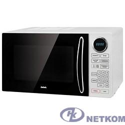 BBK 23MWS-916S/BW (B/W) Микроволновая печь, 900 Вт, 23 л, белый