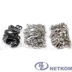 5bites NM-16  Крепежный комплект для инсталляции патч-панелей: винт, шайба, гайка, упаковка 50шт.