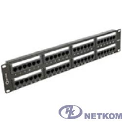 """5bites LY-PP6-06 Патч-панель  UTP / 6CAT / 48P / DUAL IDC / 2U / 19"""""""