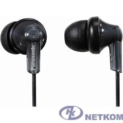 Panasonic RP-HJE 118 GUK вкладыши канальные, черные
