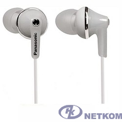 Panasonic RP-HJE 190 E-W вкладыши канальные, белые