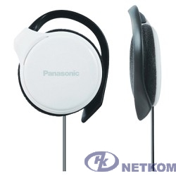 Panasonic RP-HS 46 E-W, клипсы, белые