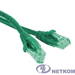 Hyperline PC-LPM-UTP-RJ45-RJ45-C5e-0.5M-LSZH-GN Патч-корд U/UTP, Cat.5e, LSZH, 0.5 м, зеленый
