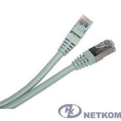 NEOMAX (NM13601-010) Шнур коммут. UTP 1м, гибкий, cat.6, серый,  многожильный